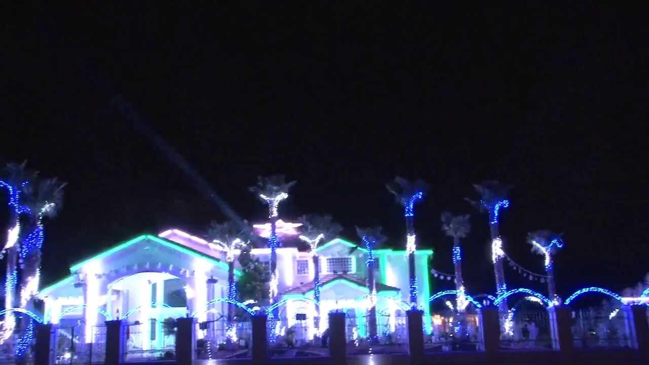 Fred Loya Christmas Lights