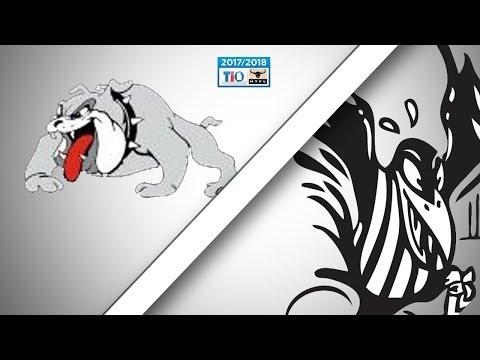 Banks Bulldogs v Palmerston Magpies: Grand Final - Under 14 Lew Fatt: 2017/18 TIO NTFL