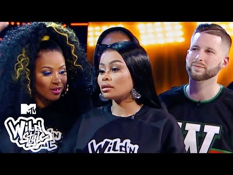 Blac Chyna & Justina Valentine Leave This Wildstyle Heated 🔥😱 Wild 'N Out | #Wildstyle from YouTube · Duration:  3 minutes 54 seconds