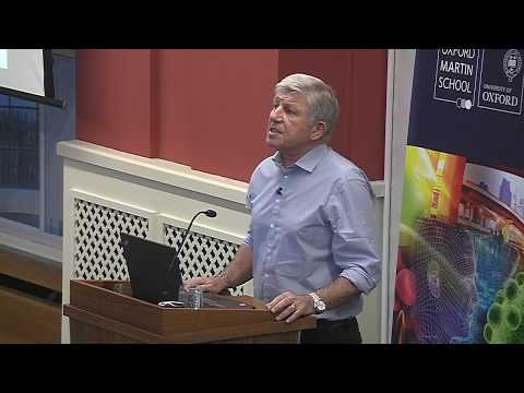 """""""Prospects for new tools to control malaria"""" with Prof Kevin Marsh"""