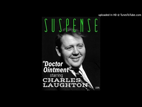 "CHARLES LAUGHTON is ""Dr. Poison"" Bitter tasting SUSPENSE Best Episode - Remastered Audio"