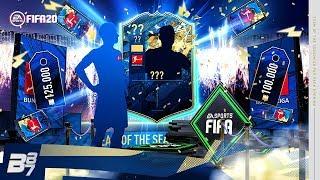 BUNDESLIGA TEAM OF THE SEASON IS HERE! LIGHTNING ROUNDS!  | FIFA 20 ULTIMATE TEAM