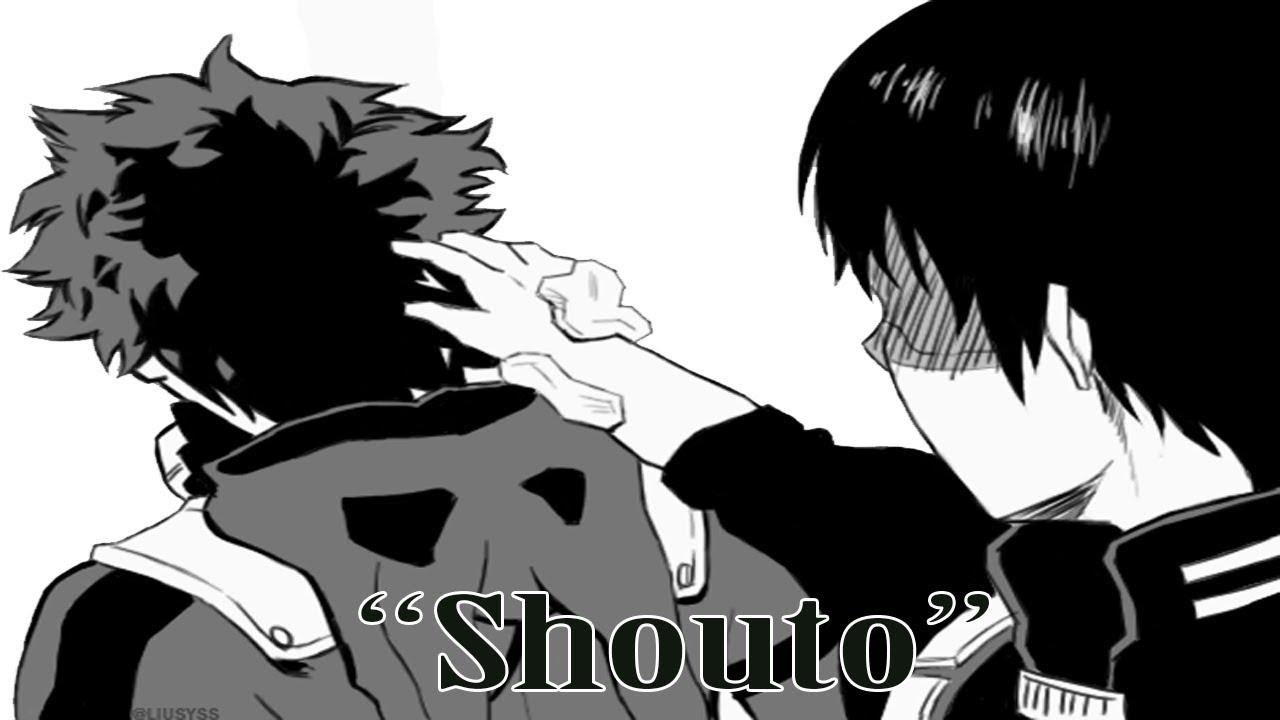 Boku no hero academia comic dub shouto youtube - Boku no hero academia shouto ...