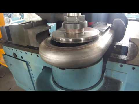 SB75NC hydraulic pipe bending machine