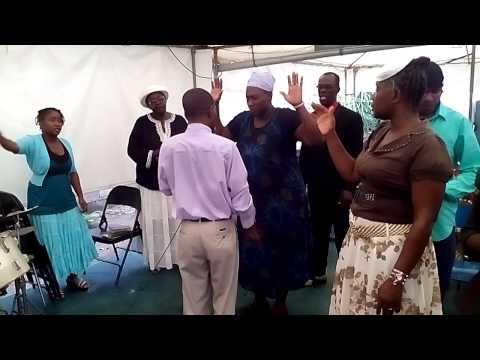 Pastor Francis Deliverance Full Gospel Church of God Hope Tavern Division in churches Part 4