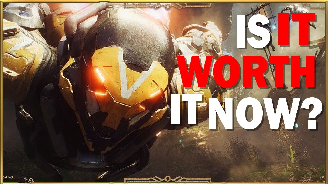Anthem Fall 2019 Review Is It Worth It Now Youtube