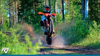 The Endless Summer - KTM 450 EXC