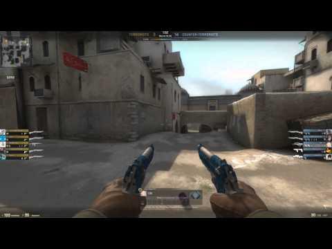 Dual Berettas Cobalt Quartz - Counter Strike Go
