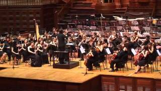 Samuel Barber Adagio for strings The World Orchestra conducted