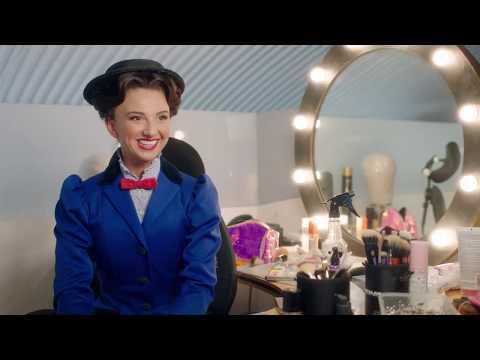 Disney's Mary Poppins   Behind The Scenes With Zizi Strallen & Charlie Stemp