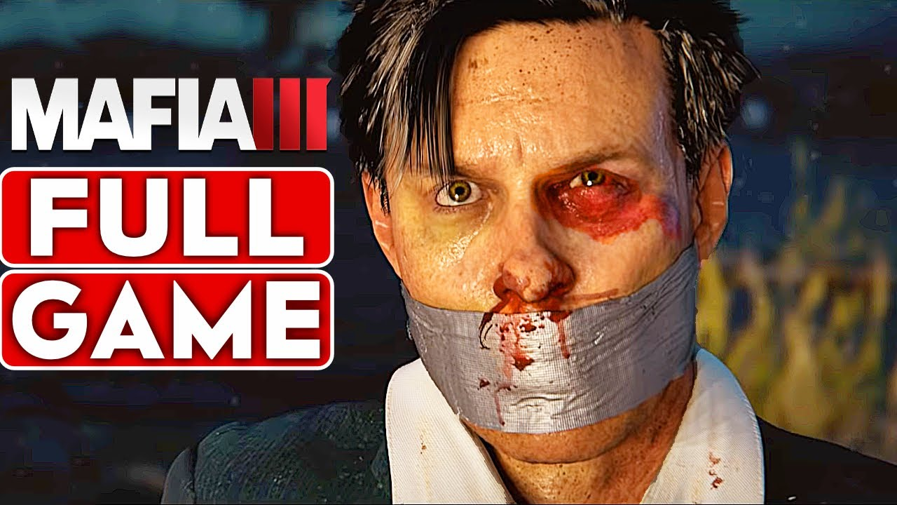 MAFIA 3 Gameplay Walkthrough Part 1 FULL GAME [1080P HD 60FPS PC] – No Commentary