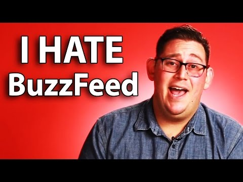 Why I Really Hate Buzzfeed