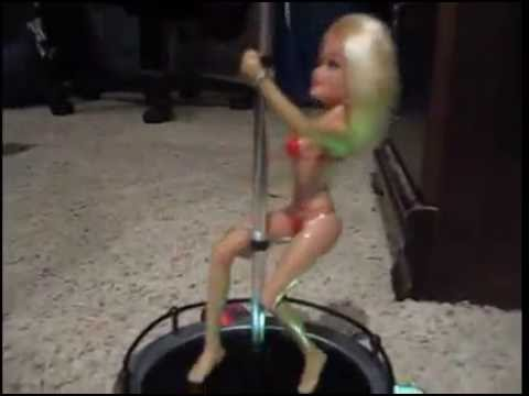 best deals on order online shoes for cheap Pole Dancing Barbie Is A Real Toy, WTF (VIDEO)