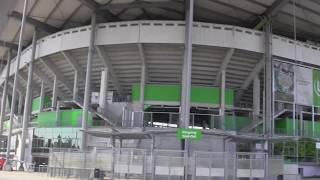CZ13- Gutek na Wyprawie w Niemczech -Pracujemy z VFL Wolfsburg-Trening Pierwszej Drużyny 1/2