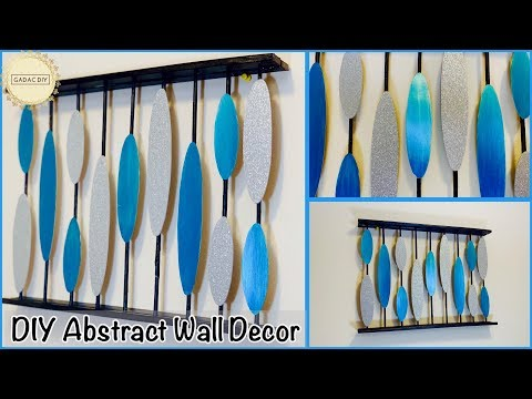 Best Out Of Waste| Unique wall hanging craft ideas| gadac diy| Wall hanging craft ideas| diy crafts