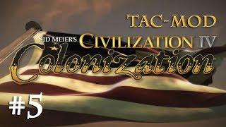 Lets Play Civ 4 Colonization (TAC) #5: Der Schatz - Nouvelle-France (Deutsch)
