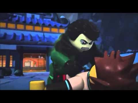 Lloyd vs kai lego ninjago amv youtube - Ninjago vs ninjago ...