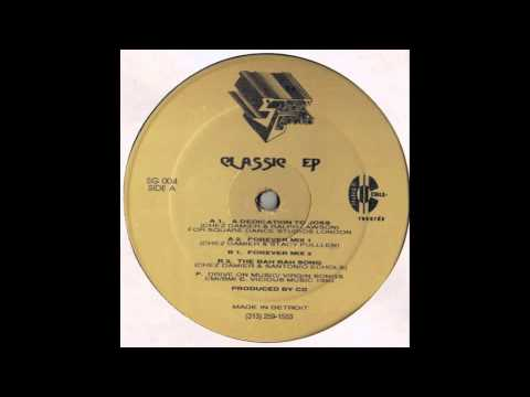 Chez Damier & Ralph Lawson - a dedication to Joss - Serious Grooves