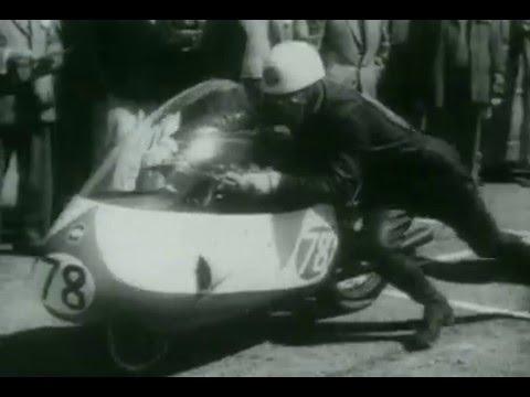 Isle of Man TT Legend - John Surtees