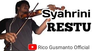 Download RESTU - SYAHRINI | Violin Cover | Biola Akustik by Rico Gusmanto Mp3