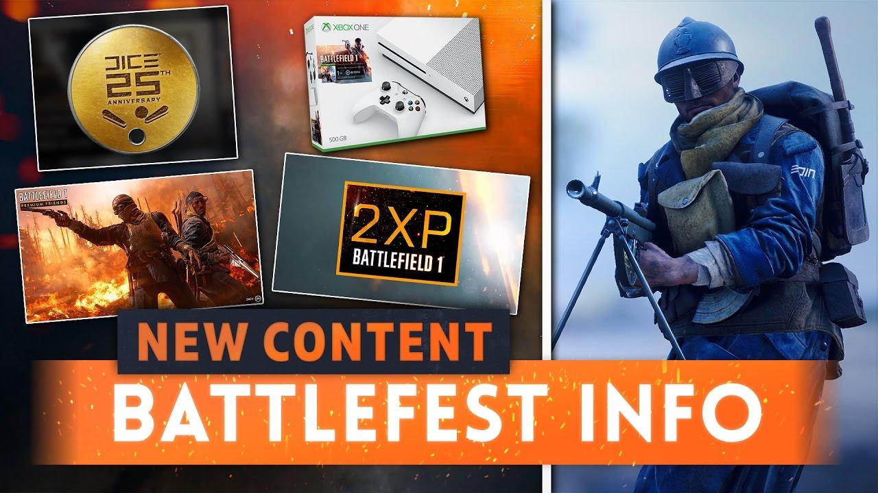 battlefest battlefield 1