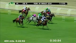Vidéo de la course PMU PREMIO SIR WINSALOT 2014