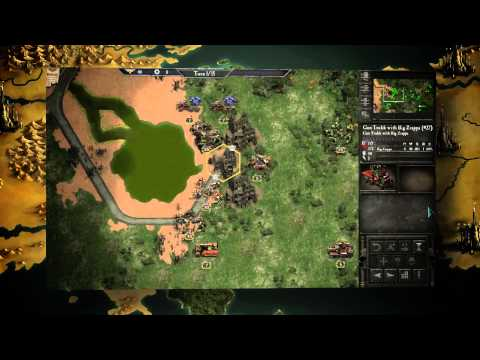 Warhammer 40,000: Armageddon Gameplay Trailer