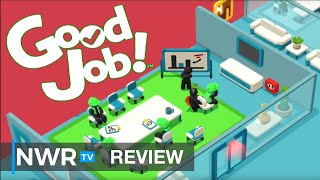Good Job! (Switch) Review - Pretty, pretty, pretty good! (Video Game Video Review)