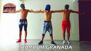 Bumbum Granada - Coreografia |LUKESTEP  Part. Gabriel Maison