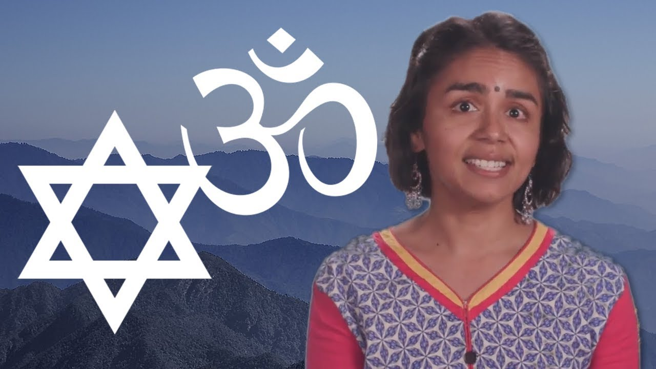 What Do Hinduism and Judaism Have in Common? (VLOG)