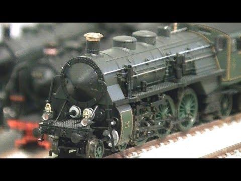S3/6 K.Bay.Sts.B.mit sound Minitrix, Stadteexpress, Orient Express Wagen in spur N