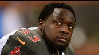 Buccaneers DT Gerald McCoy's face says it all after another #TNF beatdown from Falcons 43-28 win