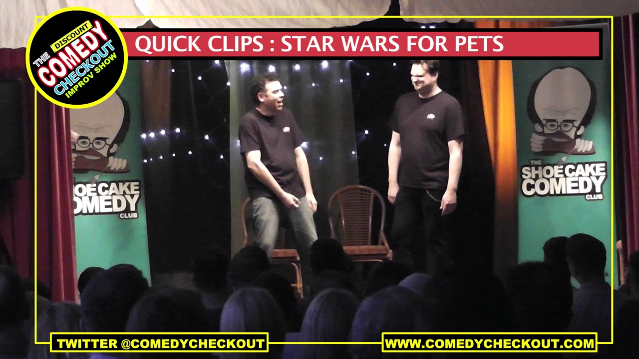 Discount Comedy Checkout : Adult Show Quick Clips