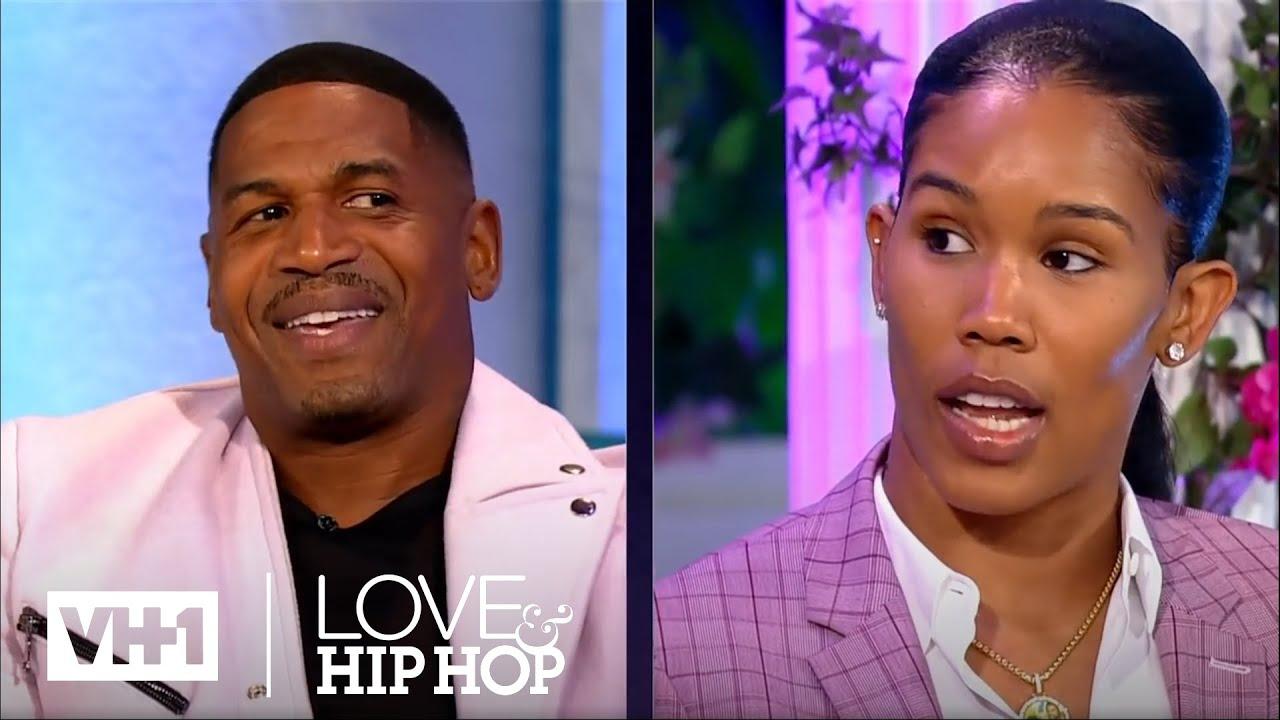 Stevie Mimi Ty Talk About Their Issues Love Hip Hop Atlanta Youtube