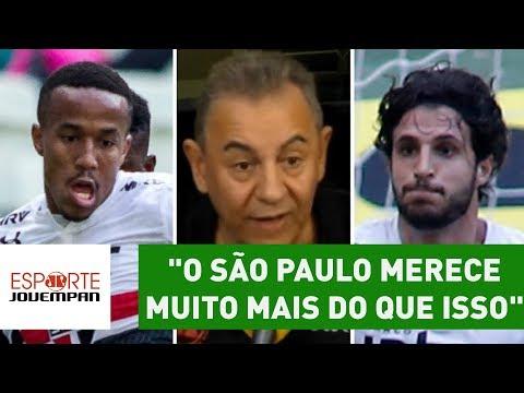 """""""O São Paulo merece MUITO MAIS do que isso"""", cobra Flavio"""