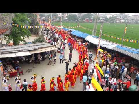 Hội Phủ Dầy - Vụ Bản - Nam Định 14/04/3013