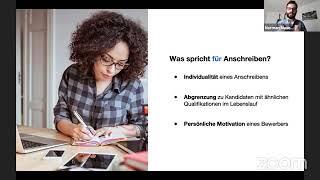 Studie Anschreiben Nervt Am Meisten Ausbildungspark Verlag 6