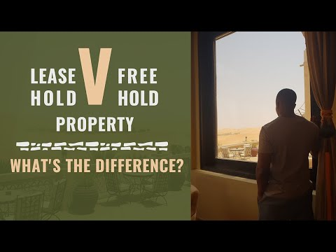 Leasehold V Freehold Property - What's The Difference?