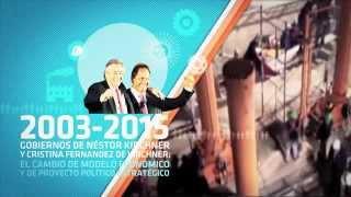 Economía Activa 2 / Nestor Kirchner y Cristina Fernández de Kirchner 2003 a 2015