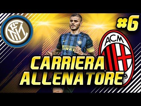 FIFA 18 | ICARDI PUNISCE IL MILAN! Due nuovi acquisti- Carriera Allenatore Inter
