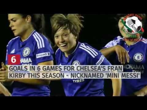 Arsenal v Chelsea Women's FA Cup final in numbers