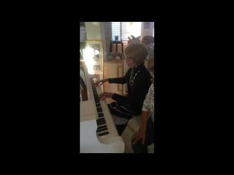 Christine McGuire Piano Session Las Vegas