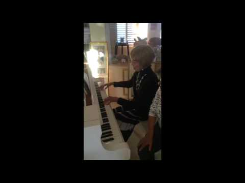 Christine McGuire Piano Session Las Vegas