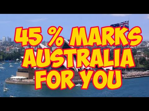 45% Australia FA/ Fsc Student