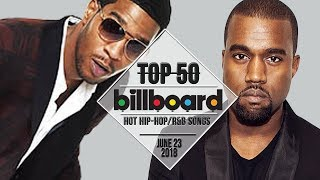 Top 50 • US Hip-Hop/R&B Songs • June 23, 2018 | Billboard-Charts