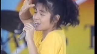 24時間テレビ「愛は地球を救う」11 ふれあいコンサート 1988年8月28日.