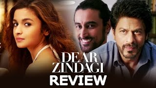 Dear Zindagi MOVIE REVIEW | Shahrukh Khan – Alia Bhatt WINS Heart