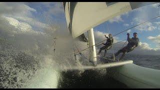 GoPro Extreme Dart Sailing
