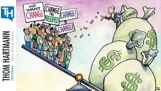 Income Inequality and Neoliberalism are Destroying Our Economy Richard Wolff