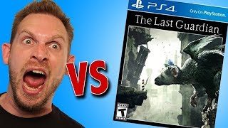 The Last Guardian PS4 Game Unboxing